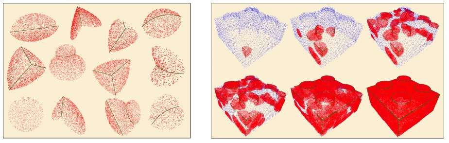 Surface Reconstruction using Local Shape Priors - Tal Hassner